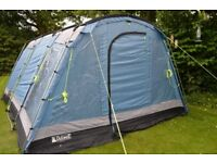 Outwell Colorado 5 Tunnel Tent. Excellent condition, used once