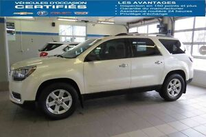 2014 GMC ACADIA 4WD SLE 7 PASS, DEMARREUR,CAMERA ARRIERE