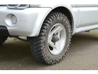 OffRoad wheels for Jimny