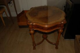 Georgian reproduction occasional table