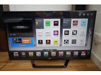 """LG 47LM640T 3D Full HD LED Smart TV 47"""" flat screen"""