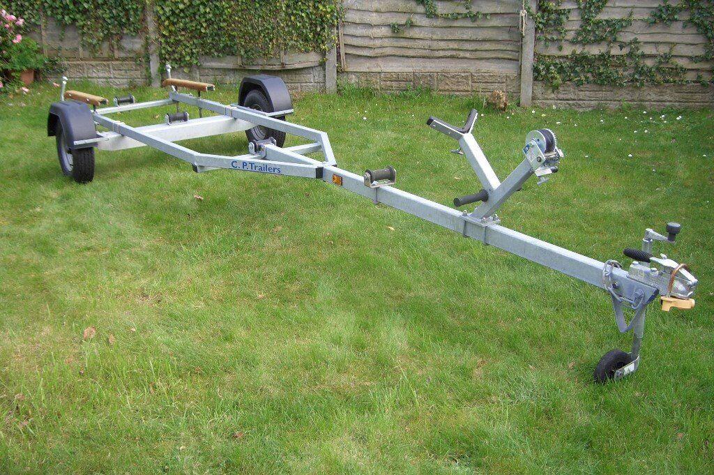 Boat Trailer 750kgs New In Penwortham Lancashire Gumtree