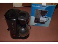 Cookworks coffee maker
