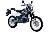 2015 Suzuki DR-Z400S 27,36$/SEM