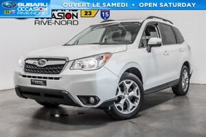 2015 Subaru Forester Limited NAVI+CUIR+TOIT.PANO