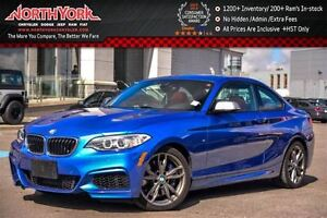 2016 BMW M235i xDrive|CleanCarProof|Nav|Sunroof|M Aerodynamics P