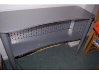 DJ Deck Stand DJ Furniture Desk Table Strong Stable