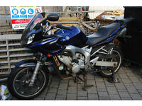Yamaha FZ6 2004, Low miles, top box, great price!