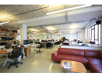 Coworking Warehouse in Shoreditch // £375 per month All inclusive