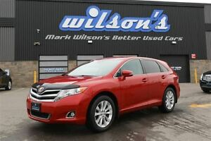 2014 Toyota Venza LE AWD! $80/WK, 4.74% ZERO DOWN! NEW TIRES+BRA