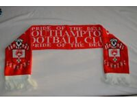 Southampton Football Club scarf old version
