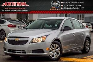 2014 Chevrolet Cruze 2LS Sat Radio|Clean CarProof|Keyless_Entry|