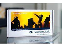 DAC Cambridge DacMagic 100 24-bit/192kHz excellent condition
