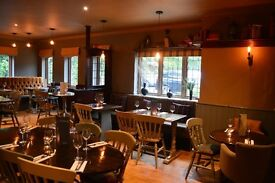 Head Chef Required The Cricketers Addlestone