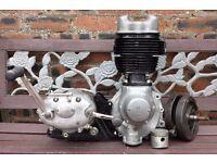 """""""Vintage"""" BSA C11G 250cc Engine & Gearbox Spares"""