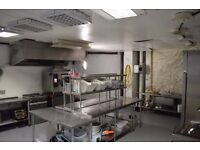 Production Kitchen for regular use