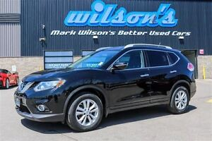 2014 Nissan Rogue $72/WK, 4.74% ZERO DOWN! NEW BRAKES! PANORAMIC
