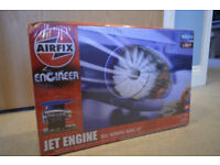 Airfix Engineer Jet Engine (Working model kit)