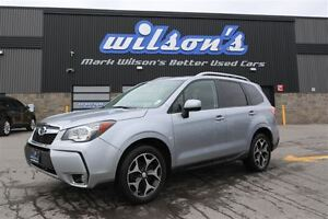 2014 Subaru Forester XT TOURING! AWD! LEATHER TRIM! NEW TIRES+BR