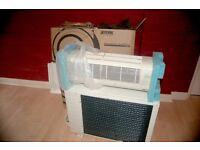 York mini split air conditioning unit 12000 btu - unused