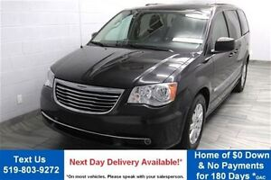 2015 Chrysler Town & Country TOURING w/ STOW & GO! REVERSE CAMER