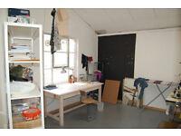 Art studios for photography, fashion, design, music