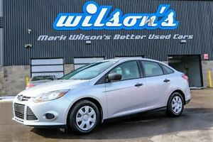 2012 Ford Focus KEYLESS ENTRY! CRUISE CONTROL! POWER PACKAGE! IN