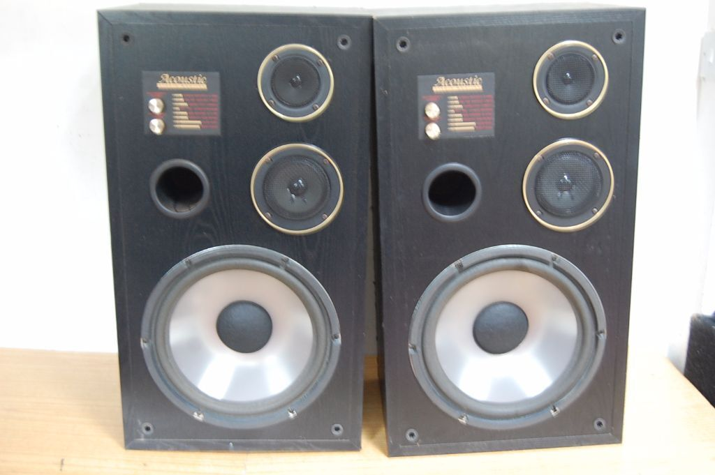 acoustic studio monitor speakers in hounslow london gumtree. Black Bedroom Furniture Sets. Home Design Ideas