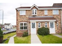 CONTEMPORARY THREE BEDROOM HOUSE WITH PARKING AVAILABLE IMMEDIATELY IN WINDMILL COURT LS12 4WB