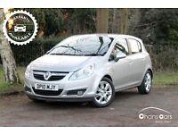 2010 Vauxhall Corsa 1.4 i 16v SE 5dr (a/c) £4195