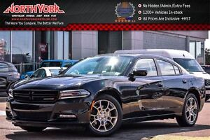 2016 Dodge Charger SXT|AWD|V6|Sunroof|Nav|HtdFrSeats|R-Start|Alp