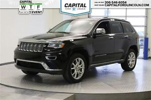 2015 Jeep Grand Cherokee Summit 4WD **New Arrival**