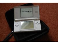 nintendo ds x2 with large slection of games [can separate]