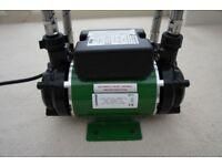 Salamander CT50 Twin Pump