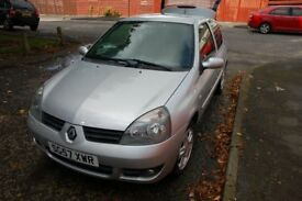 renault clio CAMPUS sport GOOD BYE FOR FIRST CAR