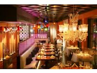 Experienced Waitress/Waiter - Veeraswamy