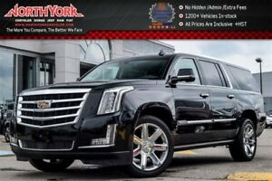 2016 Cadillac Escalade ESV Premium Collection|4x4|DrvrAsstPkg|Re