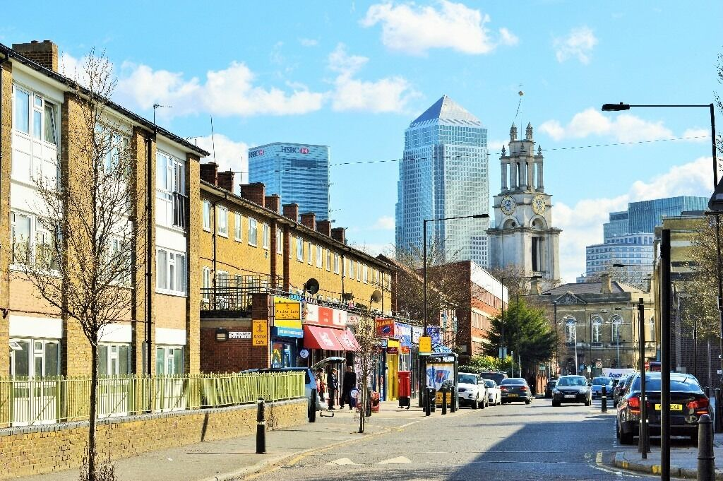 VIEW TODAY - FOUR BEDROOM FLAT (NO LOUNGE) FOR RENT IN LIMEHOUSE E14
