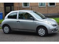2005 (55) IMMACULATE NISSAN MICRA 1.2 / 36,060miles /12 MONTHS MOT/ FULL YEARLY SERVICE HISTORY