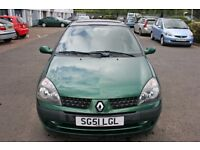 Renault Clio 1.2 Expression Very Low Mileage Only 24000 Miles One Year Mot