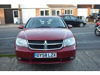 Dodge Avenger SXT 2.0l Petrol. GREAT FAMILY CAR ! NEED GONE ASAP