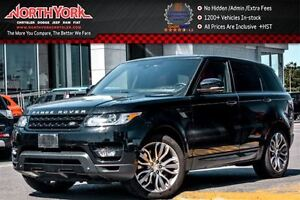 2014 Land Rover Range Rover Sport V8 Supercharged|4x4|Dynamic,Vi