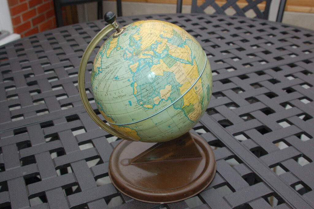 Chad Valley Toy Globe