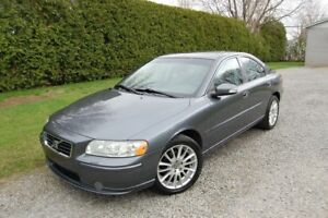 2007 Volvo S60 2.5 T, SEULEMENT 123 000 KM. !!!