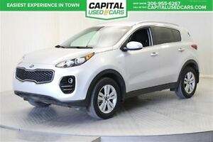 2017 Kia Sportage LX *BACKUP CAMERA **HEATED SEATS**  **