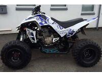 Quadzilla 450 sport, 2012, road legal quad bike, 11 months MOT