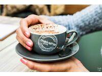 Barista - Moksha Caffe Full / Part time