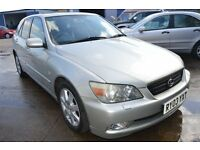 2003 Lexus IS 200 Sportcross In excellent condition MOT until APRIL 2018