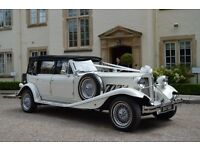 Vintage & Executive Wedding Cars for Hire Cardiff and South Wales