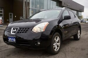 2010 Nissan Rogue S/SL/Krom AWD - LOW LOW KMS!!
